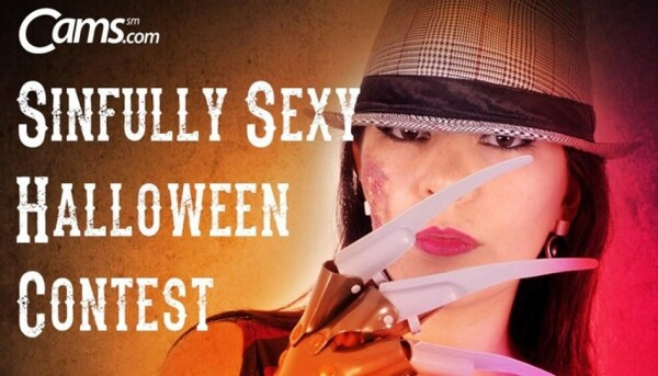 Cams.com Announces Sinfully Sexy Costume Contest Costume Contest