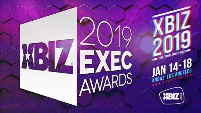 2019 XBIZ Exec Awards Retail Nominees Announced