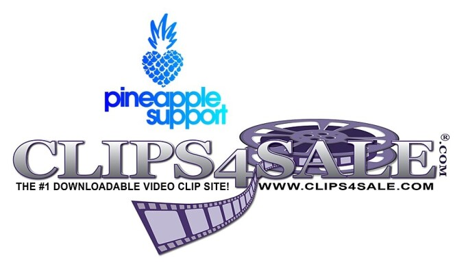 Clips4Sale Sponsors Pineapple Support