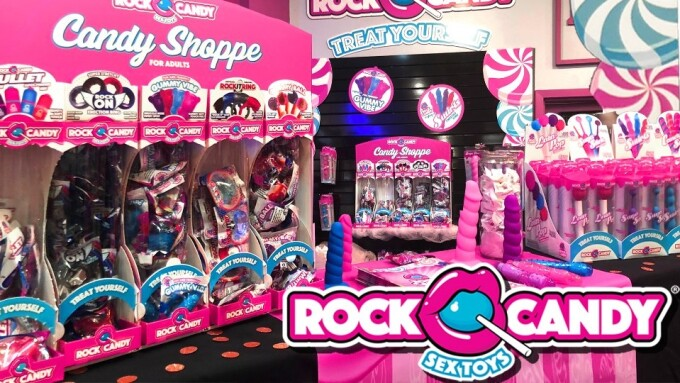Rock Candy Toys Ramps Up Retail Support Ahead of Holiday Rush