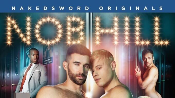 NakedSword Originals Honors Legendary Theatre With 'Nob Hill'