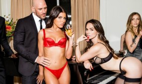 Adriana Chechik Named Newest Vixen Angel