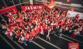 The Jasmin Academy Returns to Budapest