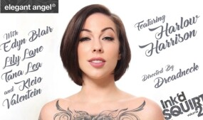 Elegant Angel's 'Ink'd Squirt Vol. 2' Now Shipping
