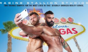 Raging Stallion Studs Compete in 'Do Me For The Likes'