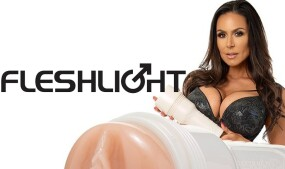 Kendra Lust Named Newest Fleshlight Girl