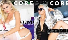 Evil Angel Streets 'Artcore: Angels,' 'Artcore: Anal'