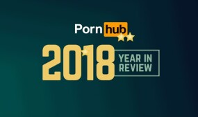 Pornhub Releases 2018 'Year in Review'