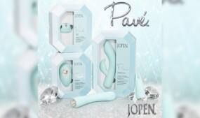 Jopen Gears Up for Holidays With Pavé Collection