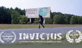 Angie Rowntree's 'Invictus' Enjoys Mainstream Film Festival Praise