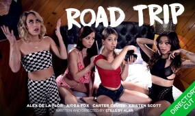 Girlsway Releases 'Road Trip'