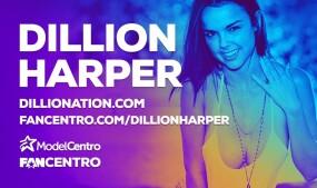 Dillion Harper Joins FanCentro