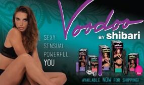Shibari Debuts Sexual Wellness-Focused Voodoo Brand