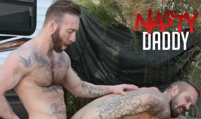 Manuel Salco, Stephan Raw Pair Up in 'Daddy Swallows'