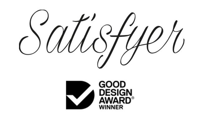 Satisfyer Wins Good Design Award