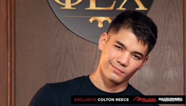 Newcomer Colton Reece Is Newest Falcon Exclusive