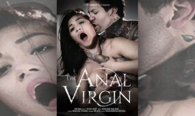Kendra Spade Stars in Craven Moorehead's 'The Anal Virgin'