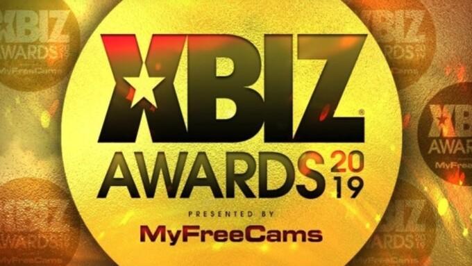 2019 XBIZ Awards Winners Announced