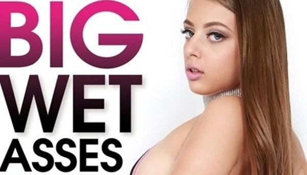 Gia Derza, Christiana Cinn Star in Elegant Angel's 'Big Wet Asses 28'