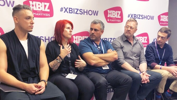 XBIZ 2019: The LGBT Adult Biz and 'Porn With a Purpose'