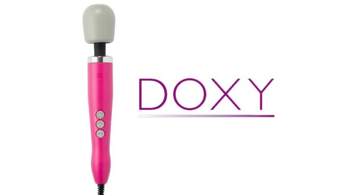 Doxy Adds New Colors for Top-Selling Number 3 Wand