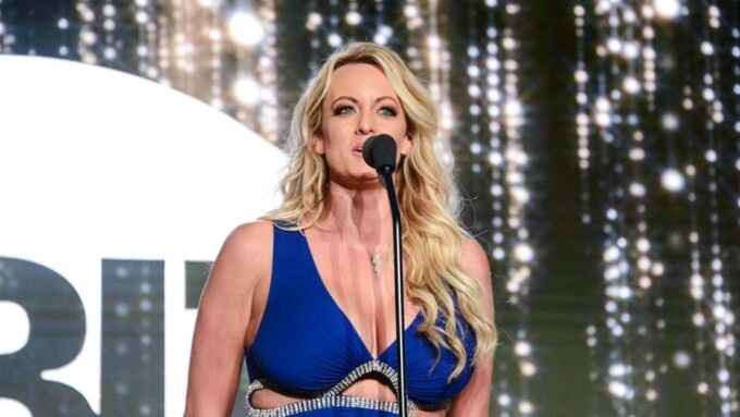 Stormy Daniels Advocates for Strippers' Rights in L.A. Times Op-Ed