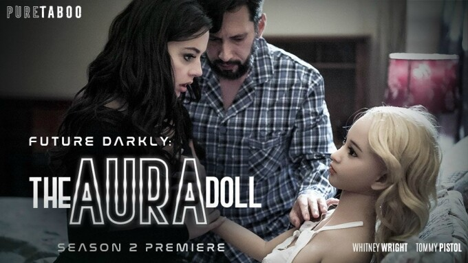 Pure Taboo Debuts 'Future Darkly: The Aura Doll'