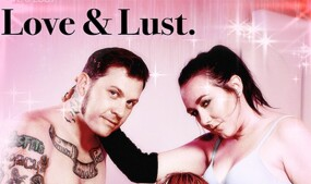 Sinn Sage, Courtney Trouble Star in 'Love & Lust' for TroubleFilms