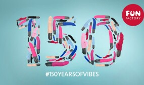 Fun Factory Celebrates 150 Years of Vibes