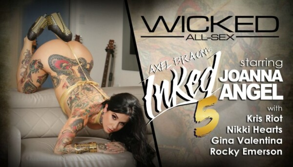 Wicked Releases 'Axel Braun's Inked 5'