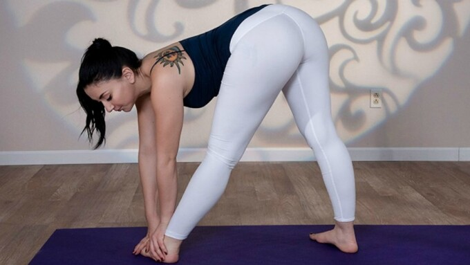 Mandy Muse Stars in 'Yoga Freaks: Episode 10' From Brazzers