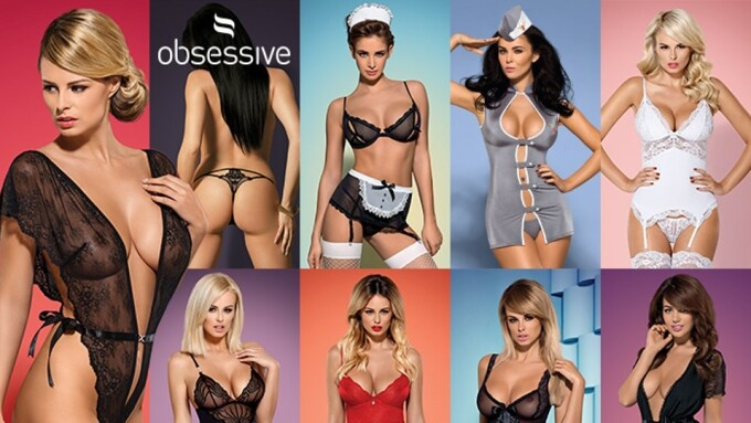 Orion Wholesale Expands 'obsessive' Lingerie Line