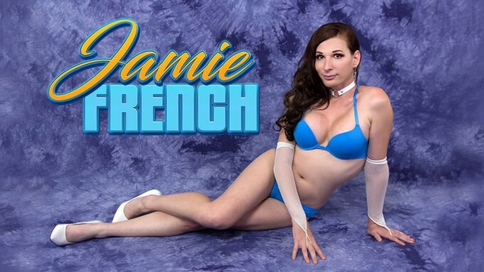 TransErotica Launches JamieFrench.xxx
