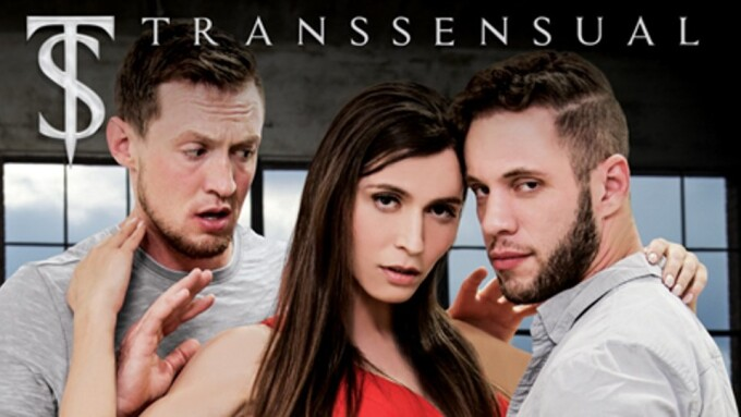 Paris, Kay Star in 'My Brother's TS Girlfriend' for TransSensual