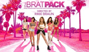 Wicked Pictures Debuts Rikki Braun's 'The Brat Pack'