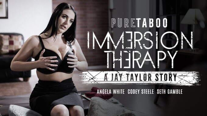 Pure Taboo Puts Jay Taylor in 'Immersion Therapy' - XBIZ com