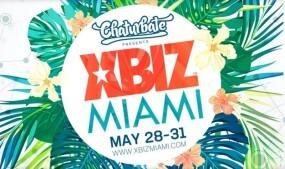 Chaturbate Returns as Presenting Sponsor of XBIZ Miami