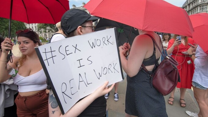 Sex Workers in Scotland Can Now Join U.K.'s 3rd Largest Union