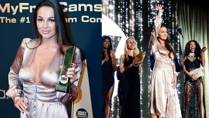 Q&A: Female Performer of the Year Abigail Mac Rules Supreme