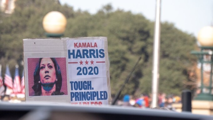 Op-Ed: Can Sex Workers Ever Trust Kamala Harris?