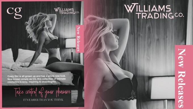 Williams Trading Now Carrying New 'Crazy Girl' Collection