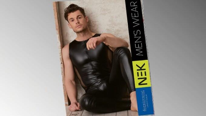 Orion Rolls Out 'Men's Wear' Promo Brochure