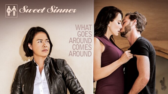 Reagan Foxx, Dana Vespoli Are 'Exposed' for Sweet Sinner