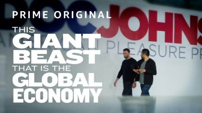 Doc Johnson Featured in Amazon Docuseries 'Giant Beast'