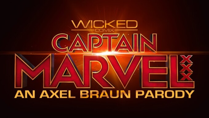 Wicked, Axel Braun Open Casting Call for 'Captain Marvel XXX'
