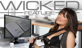 Alison Rey Stars in 'Holly Randall's Graphic Content' for Wicked