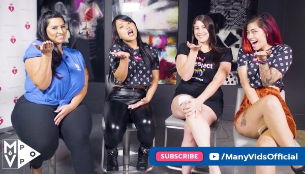 ManyVids Launches 'MV Pop' YouTube Series