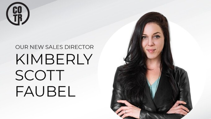 COTR Appoints Kimberly Scott Faubel as Sales Director