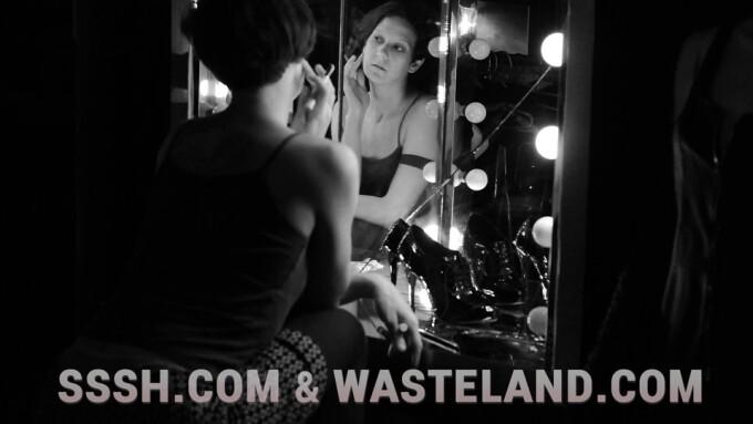 Sssh.com, Wasteland Featured in Netflix's 'Club de Cuervos'