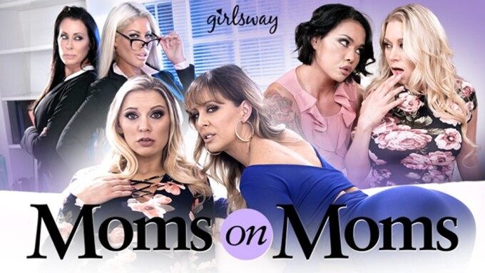 Gamma, Girlsway Launch 'Moms on Moms' Series on Adult Time